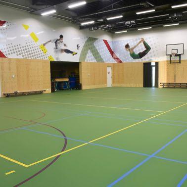 Pulastic sportvloer