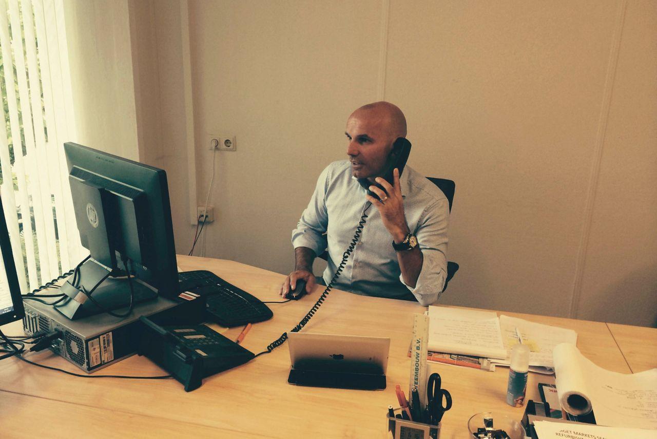 Target Market Manager Pisos Deportivos Benelux