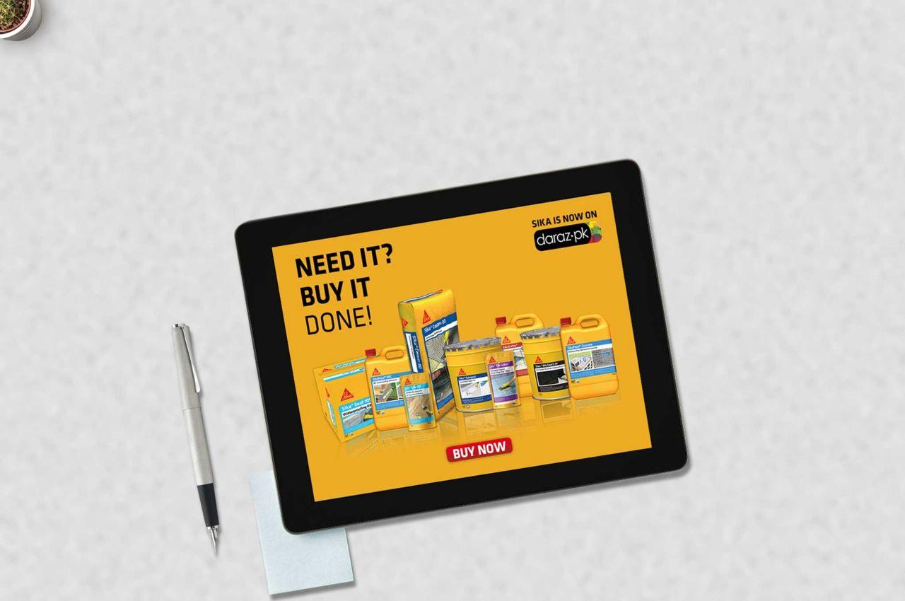 E-shop illustration