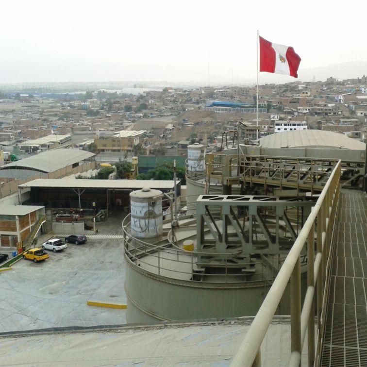 Cementera del Perú 4