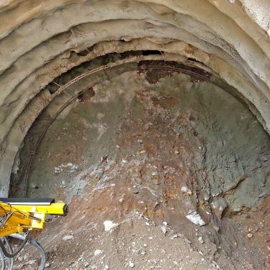 Túnel Chacahuaro 3