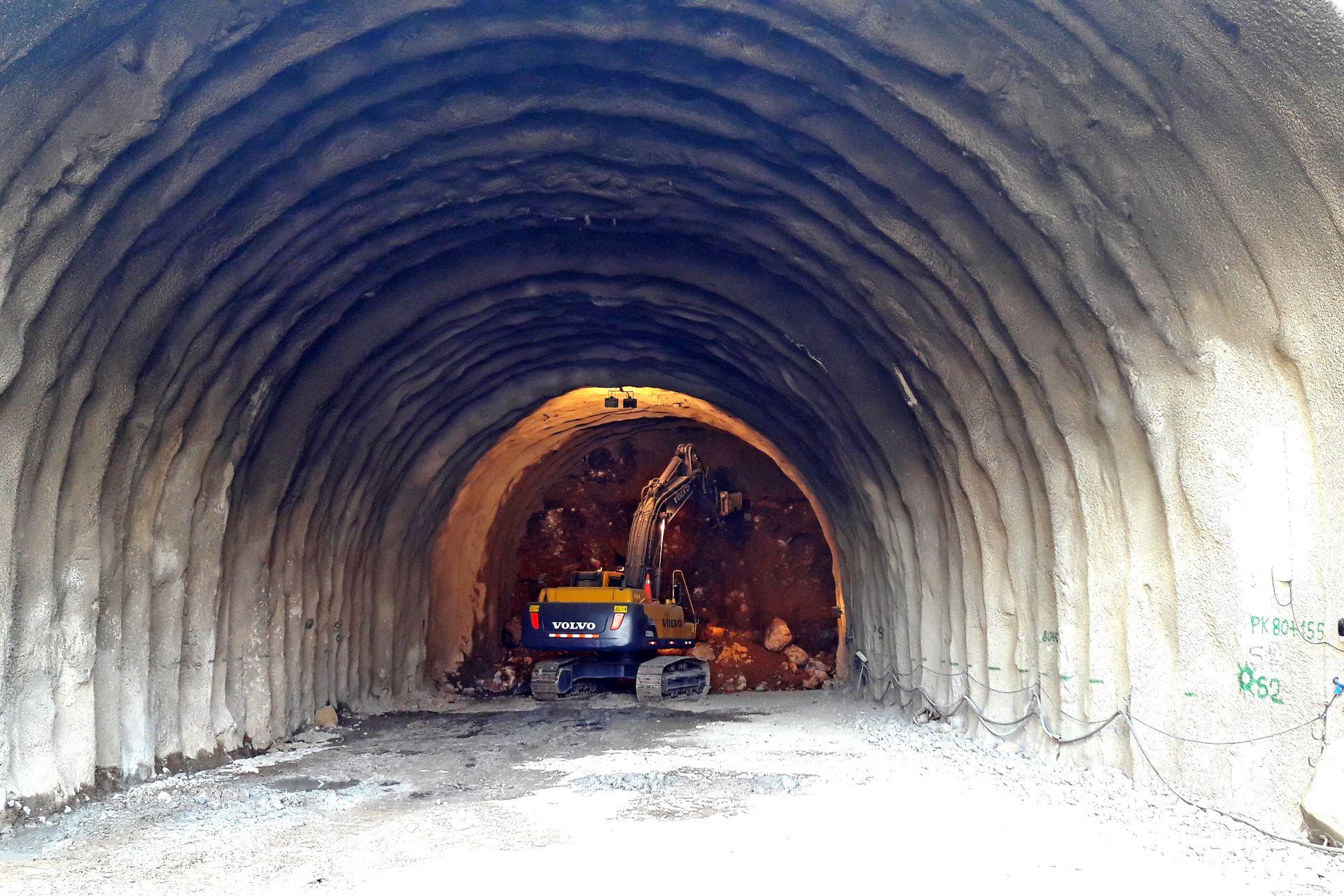 Túnel Chacahuaro 4