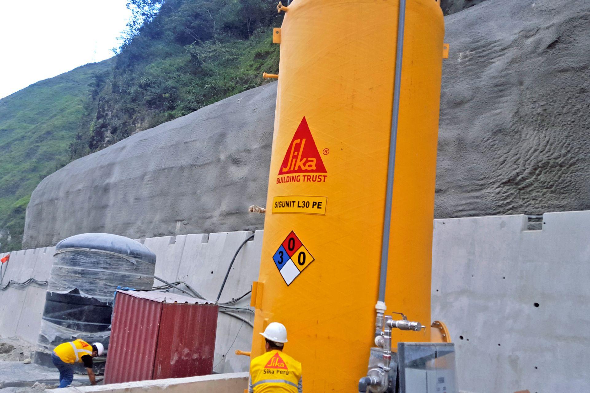 Túnel Yanango 3