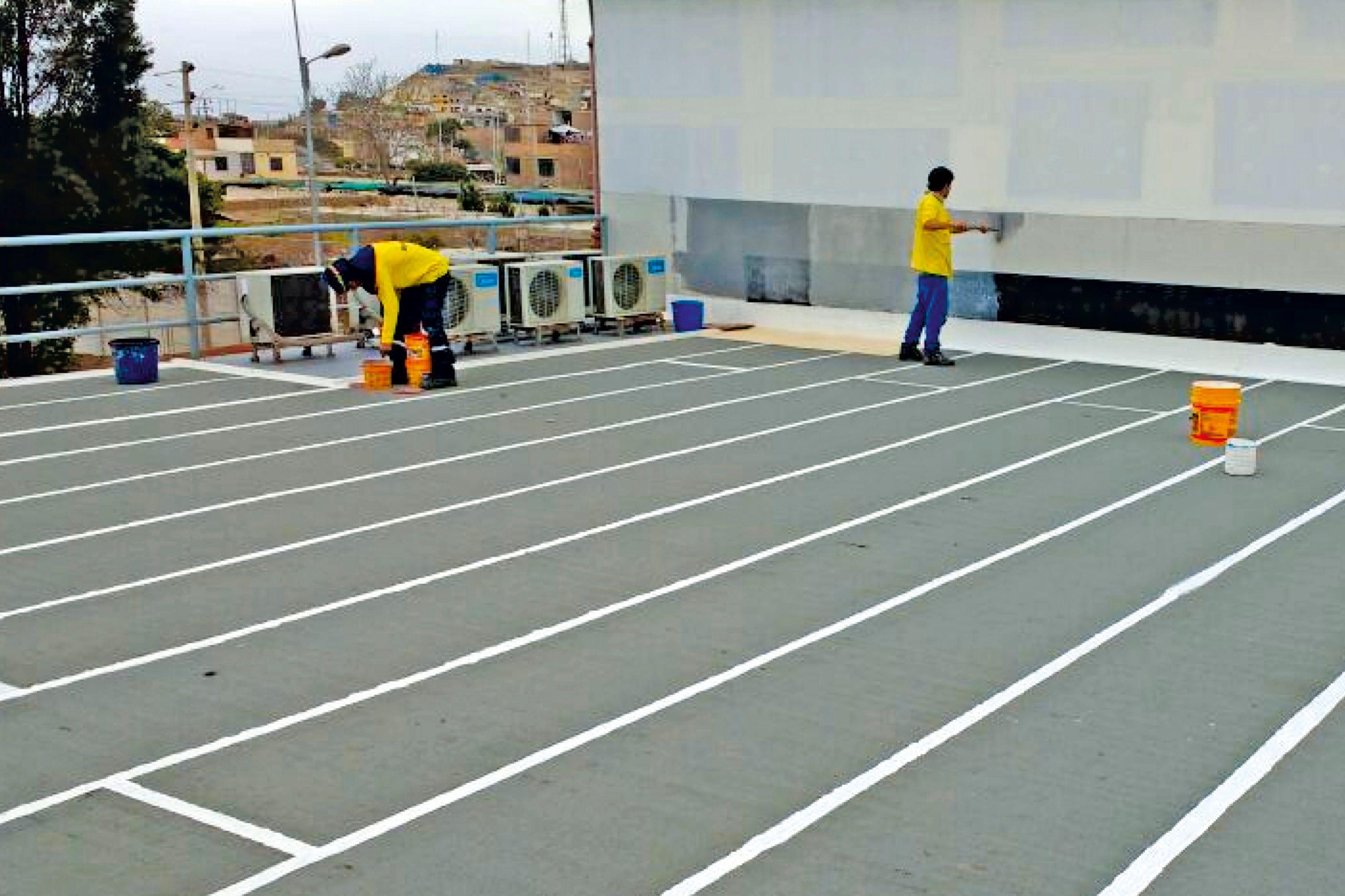 Techo Megaplaza Cañete 2