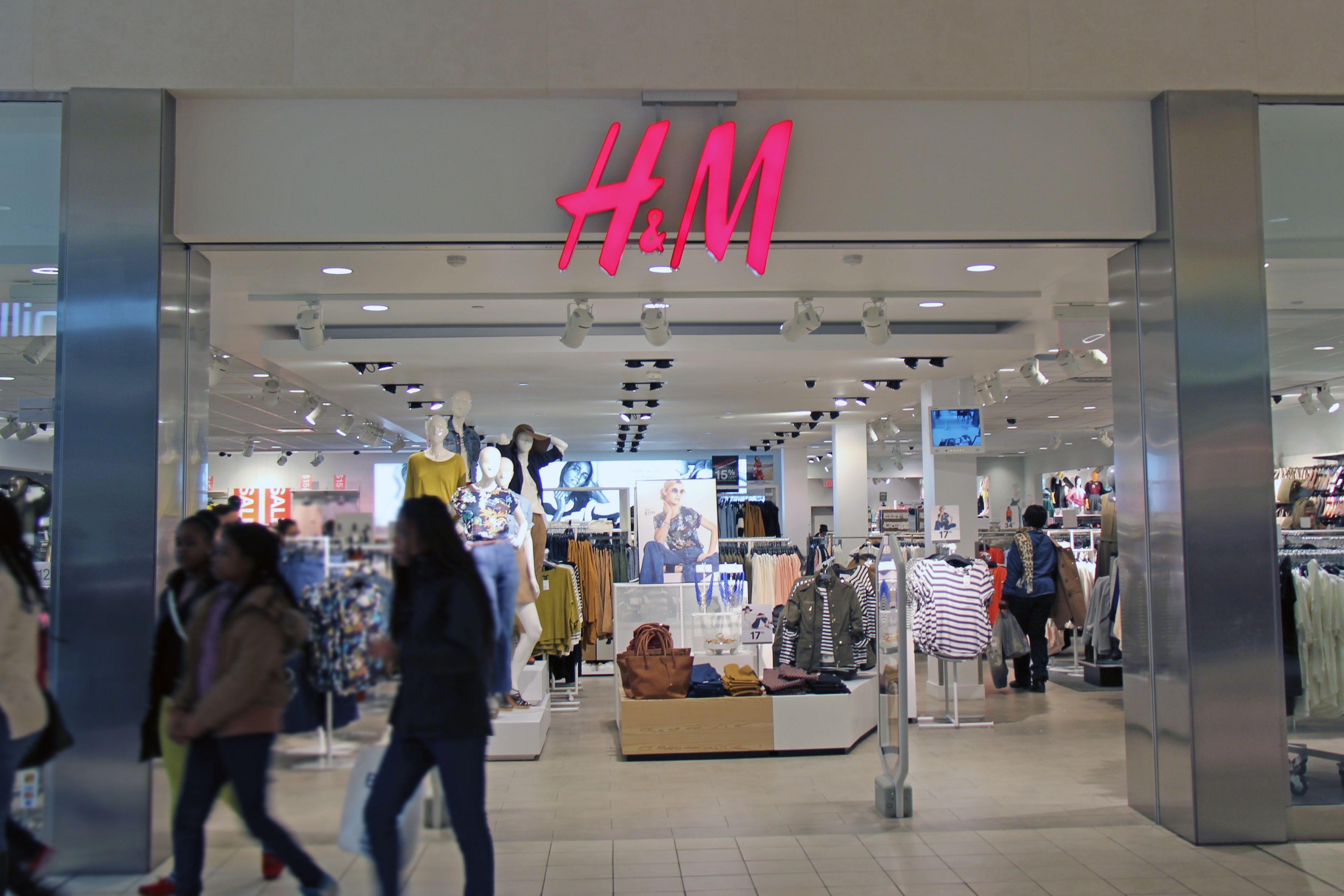 Tienda H&M porcelanato 2