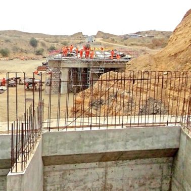 Puente Pasamayito y Accesos 1