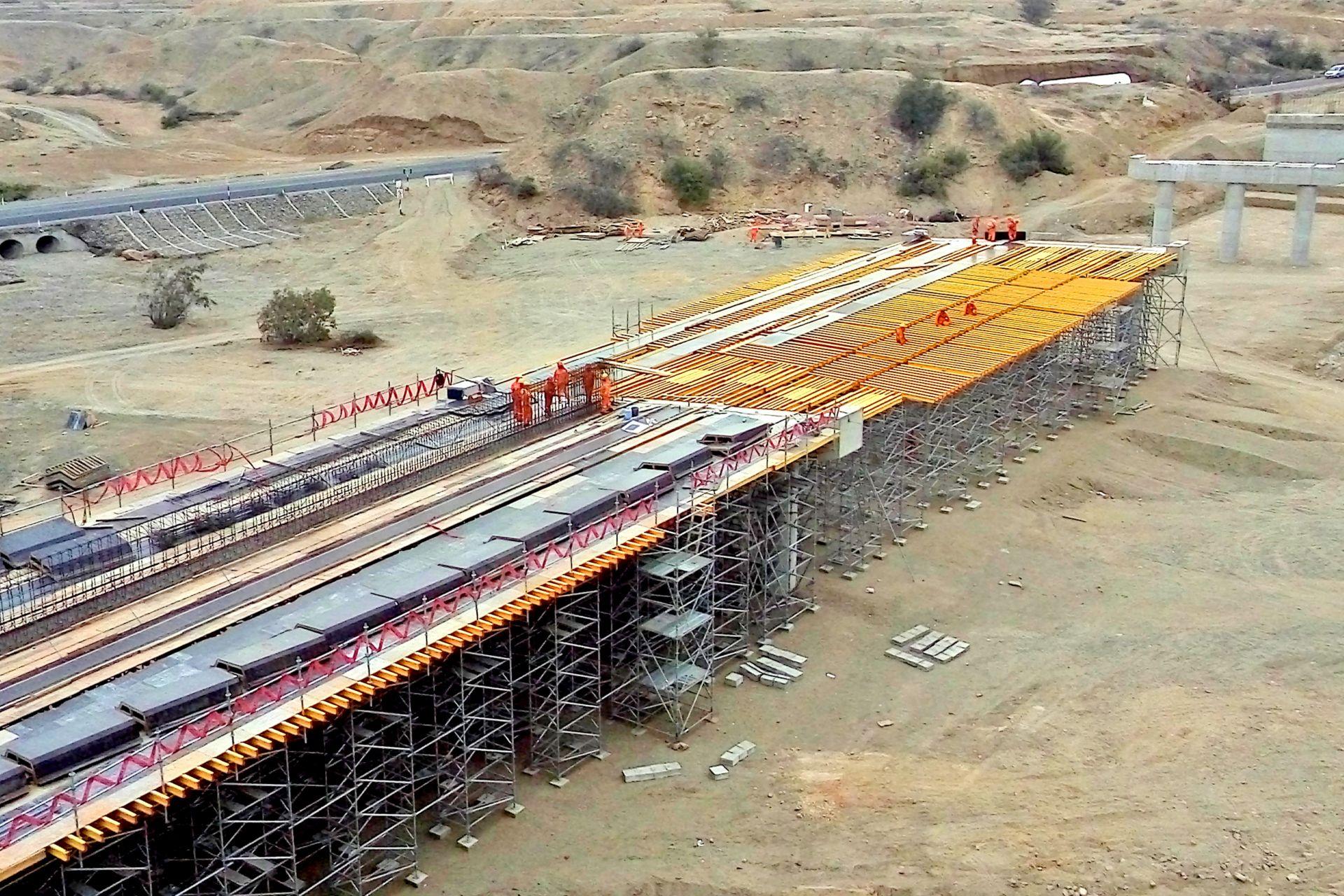 Puente Pasamayito y Accesos 2