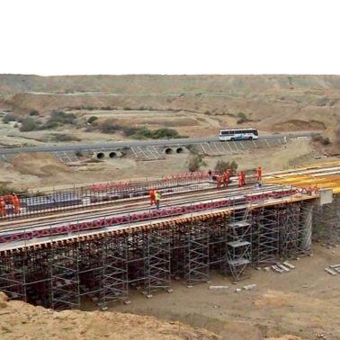Puente Pasamayito y Accesos 3