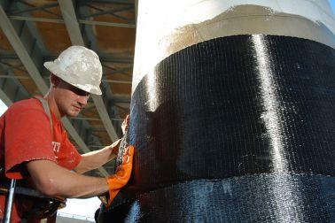 Tejidos de polímero reforzado con fibra 1