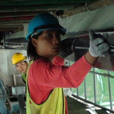 Penang Bridge Carbodur Plate Application