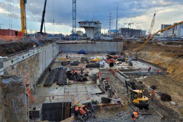 Przebudowa Dworca Zachodniego w Warszawie
