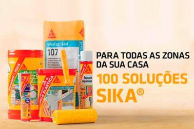100 Soluções Sika
