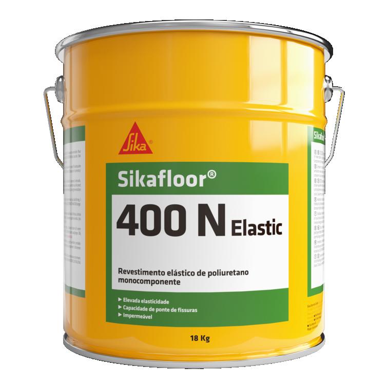 Sikafloor®-400 N Elastic | Revestimento impermeável fissuras