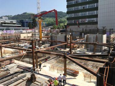 Abdichtungssystem «Gelbe Wanne» für garantiert trockene Bauwerke, Komax AG, Dierikon