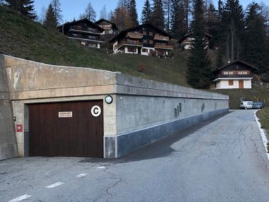 Betoninstandsetzung mit Ultra hochfestem Beton