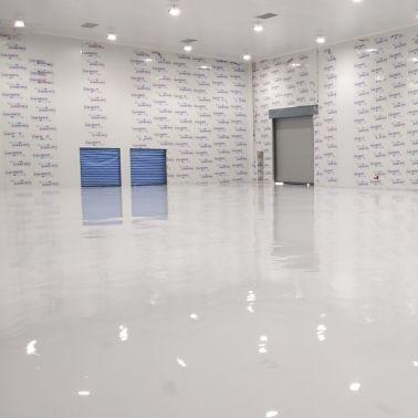 Thonburi Automotive with Sika resin flooring system