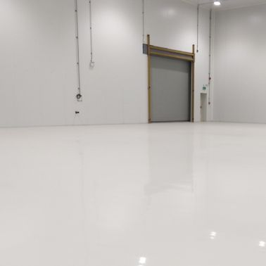 Thonburi Automotive using resin flooring system