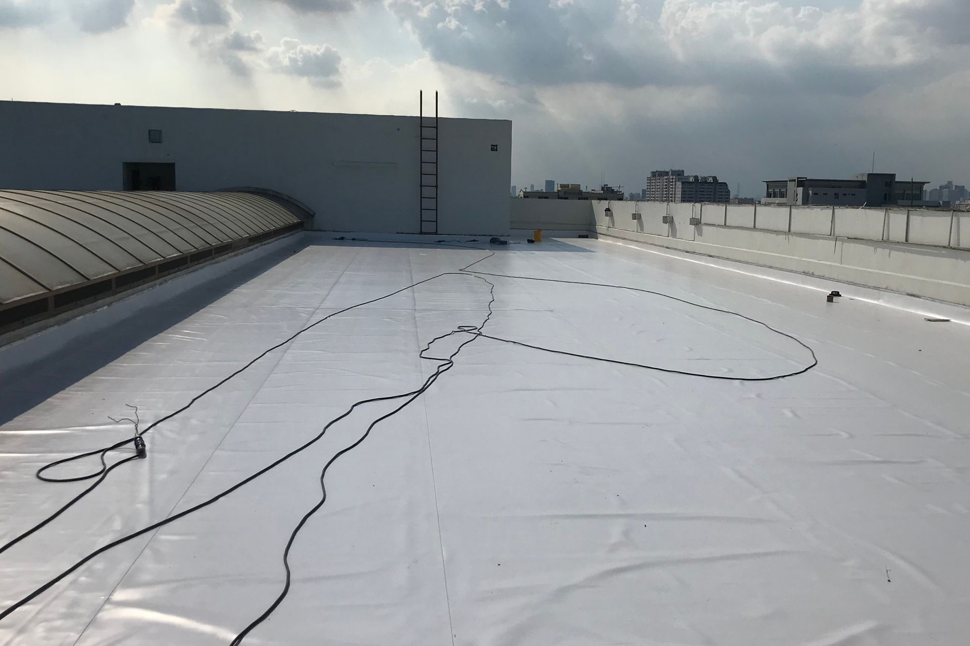 Dusit Thani College Sarnafil Roof