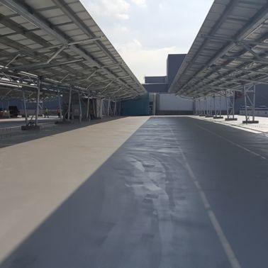 Industrial Floor for Car Park