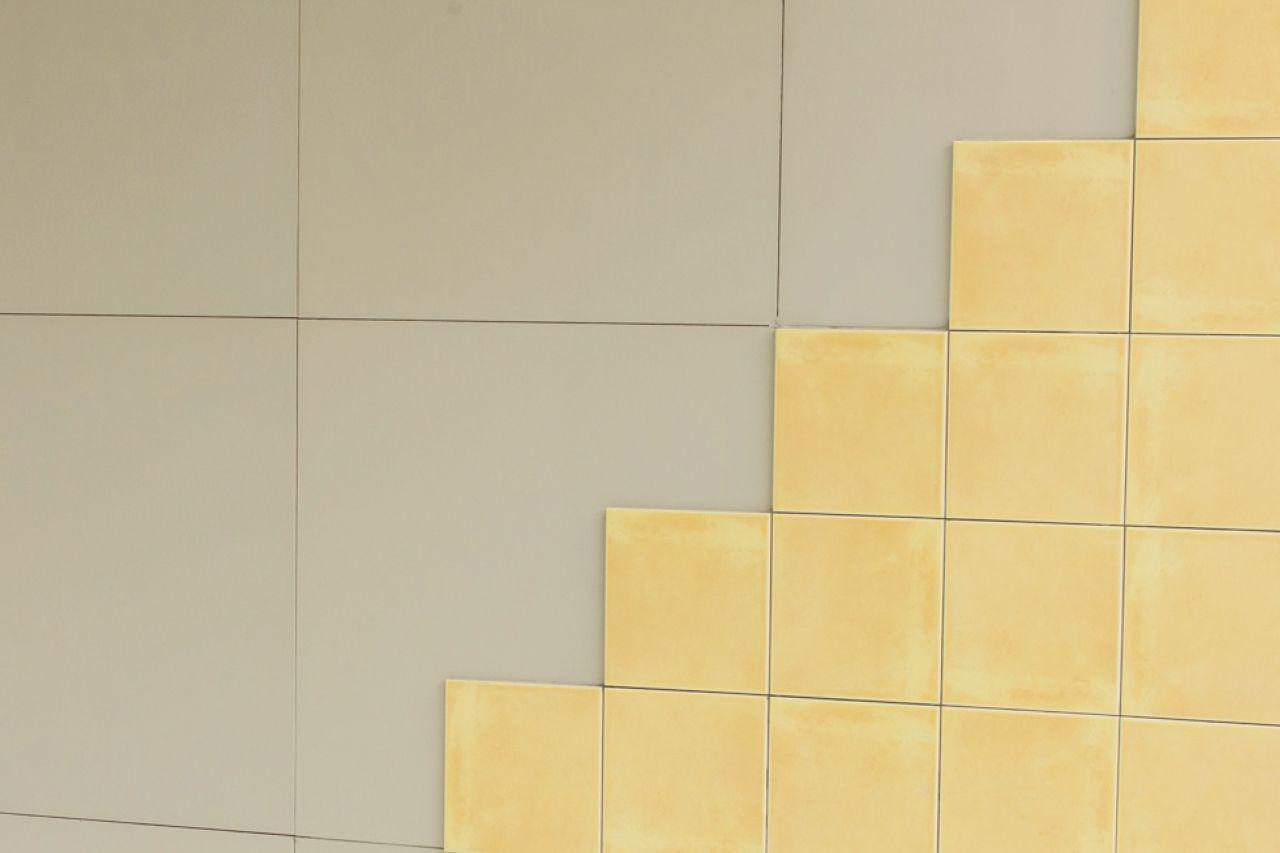 Tiling on old tile