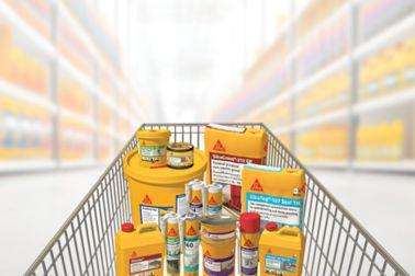 Sika Thailand Retail market