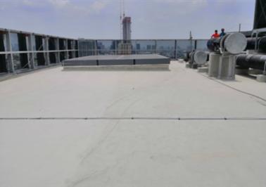 Refurbishment Roof 101 True Digital Park, Bangkok