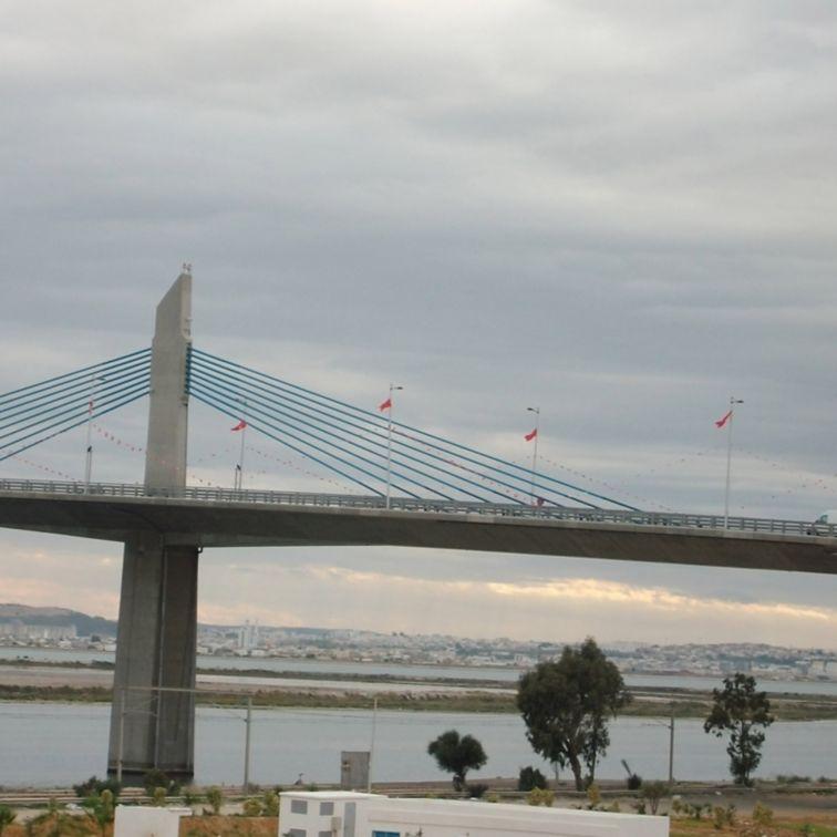 Projet Pont de Radès