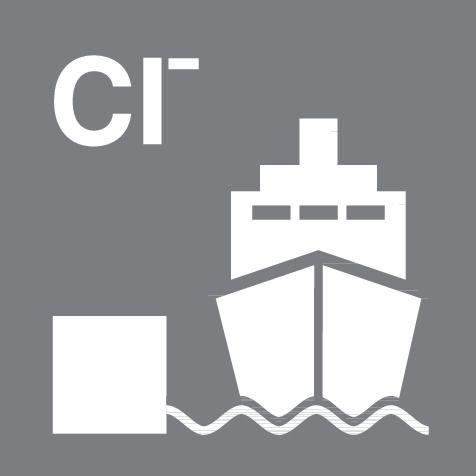 Marine Structures Chloride Ingress Icon