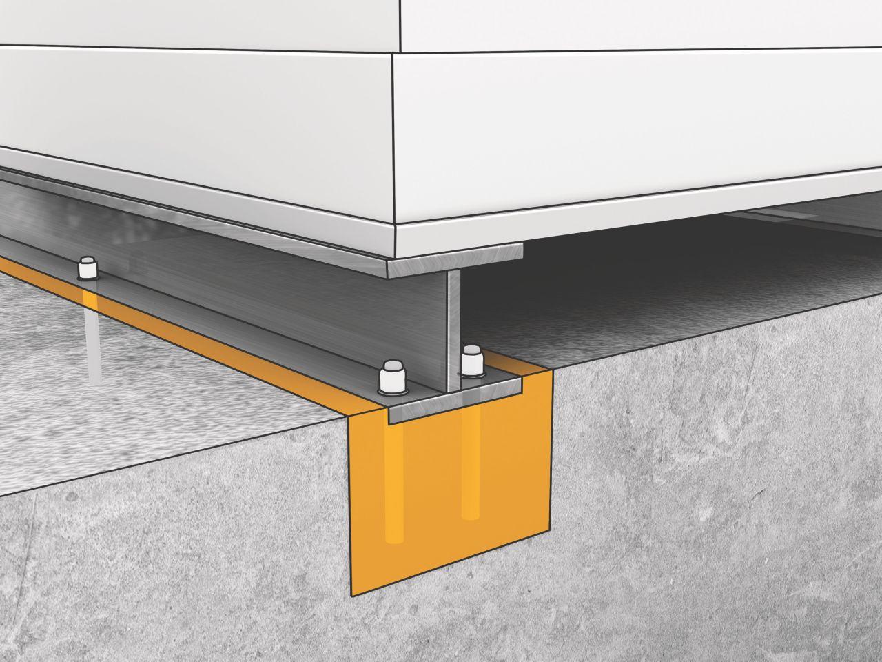 Wet Precast Concrete Technology Graphics