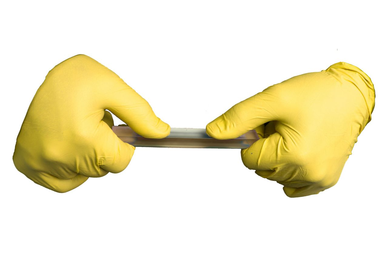 Epoxy resin for injection sealing
