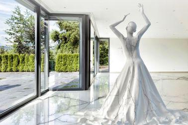 Sika Comfortfloor Marble FX ile Sanatini Zemine Yansit
