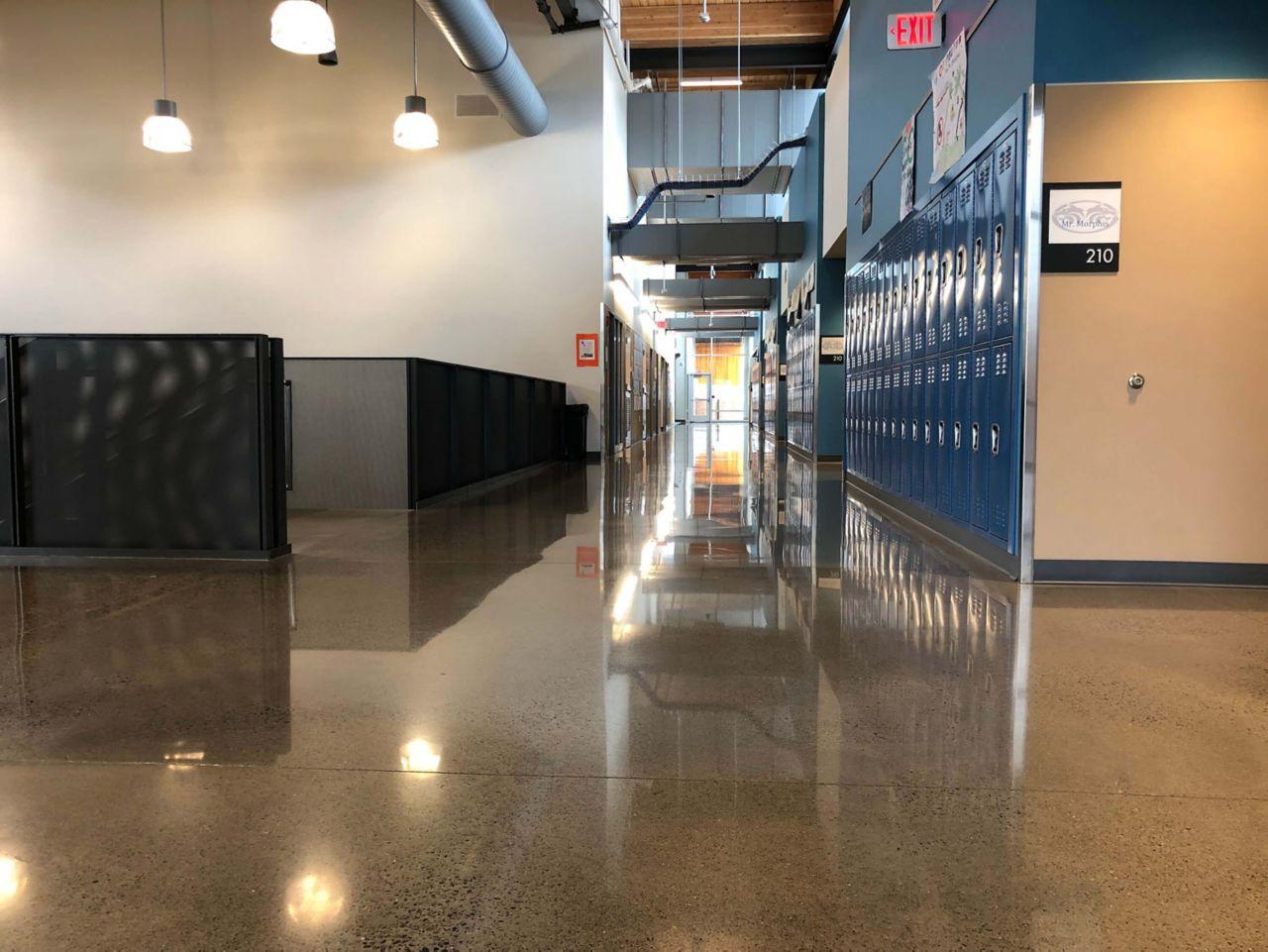 Resinous Floors & Walls for Food & Beverage