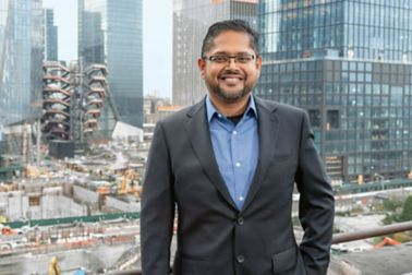 Preetam Biswas, Associate Director of Structural Engineering at Skidmore, Owings & Merrill (SOM) in New York