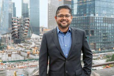 Preetam Biswas, Associate Director of Structural Engineering at Skidmore, Owings & Merrill (SOM) in New York