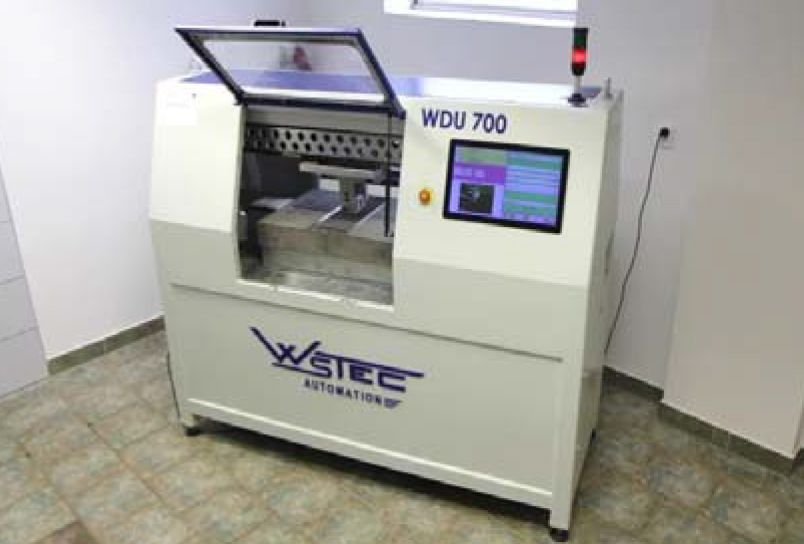 WSTEC rig testing