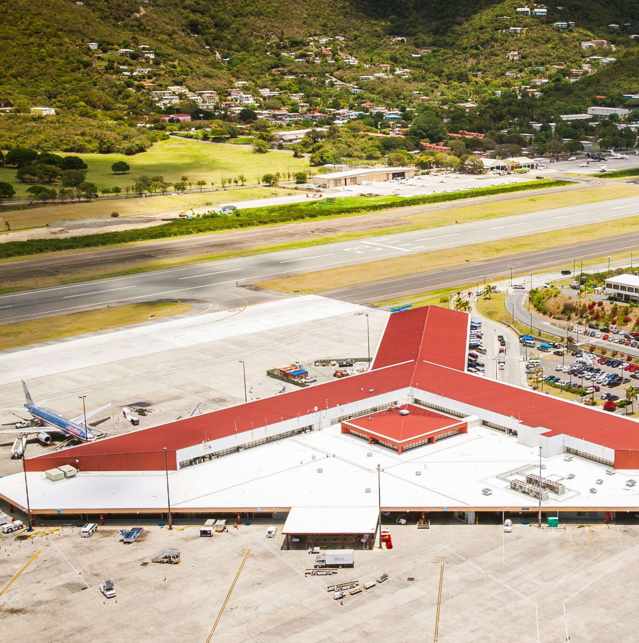 Cyril King Airport St. Thomas