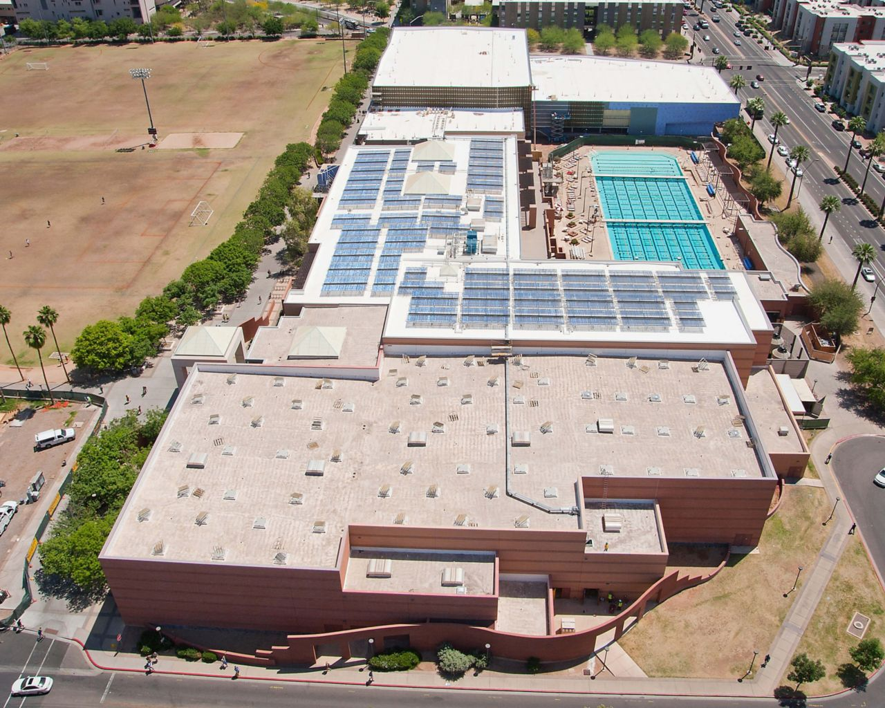ASU Recreation Center