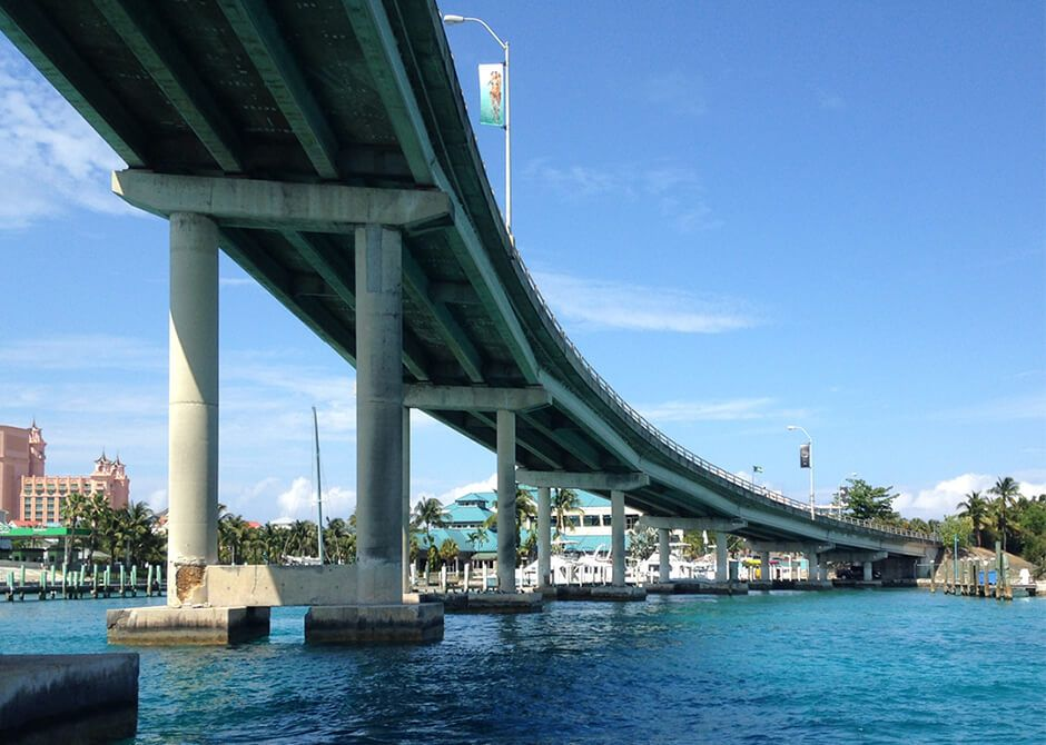 The Paradise Island Bridge