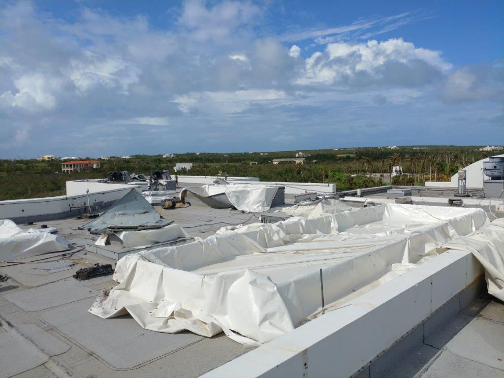 cuisinart roof after hurricane irma