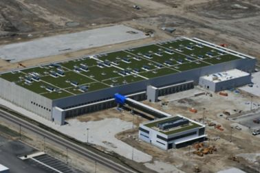 FedEx Cargo Relocation Facility O'Hare International Airport