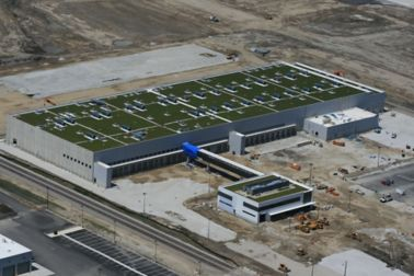 FedEx Cargo Relocation Facility O'Hare International Airport