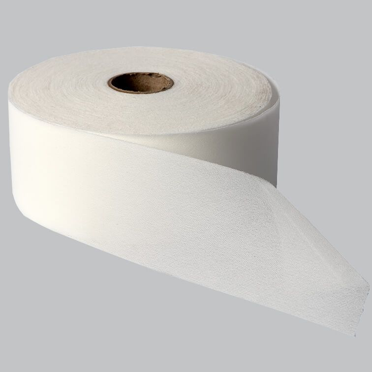 A roll of white Sika Flexitape