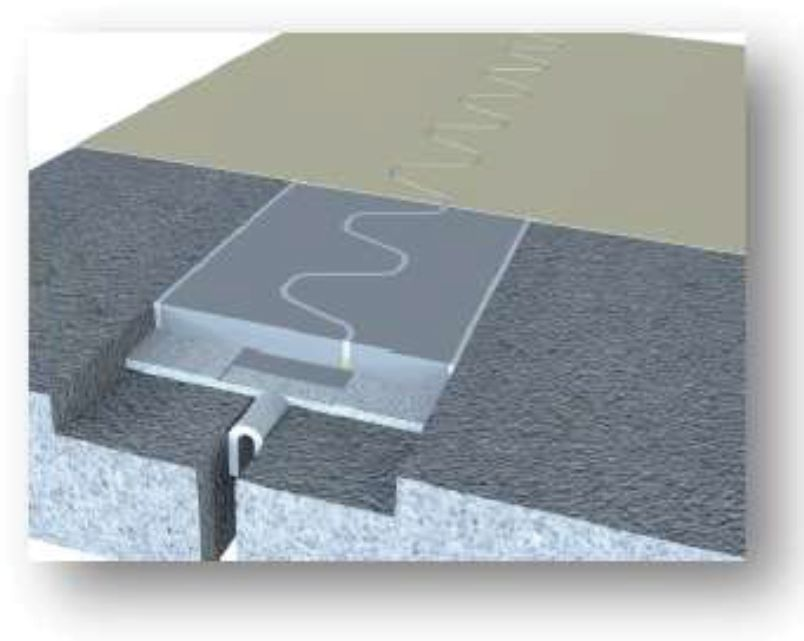 Sika FloorJoint S System Image