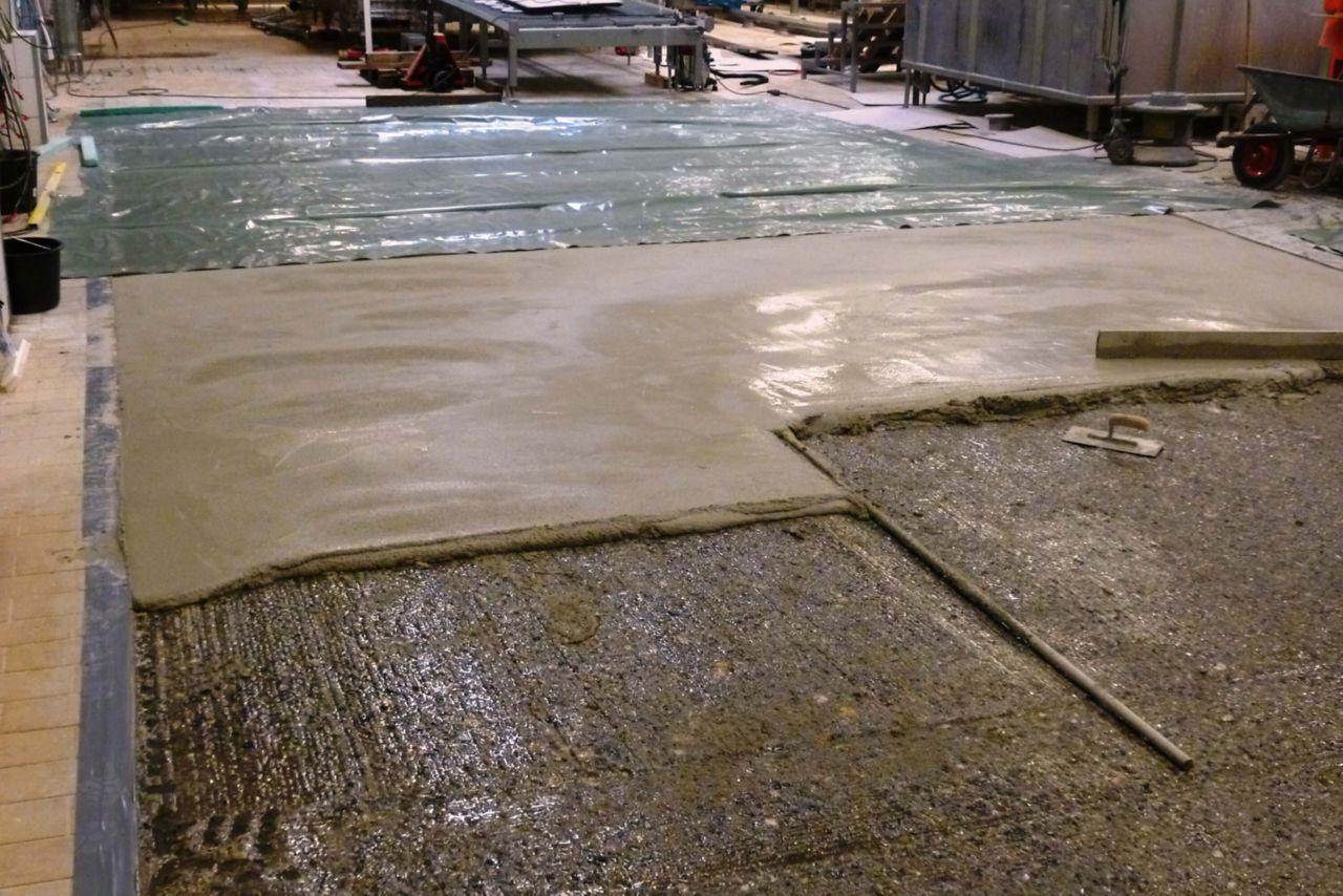 Floor Renovation Timeline