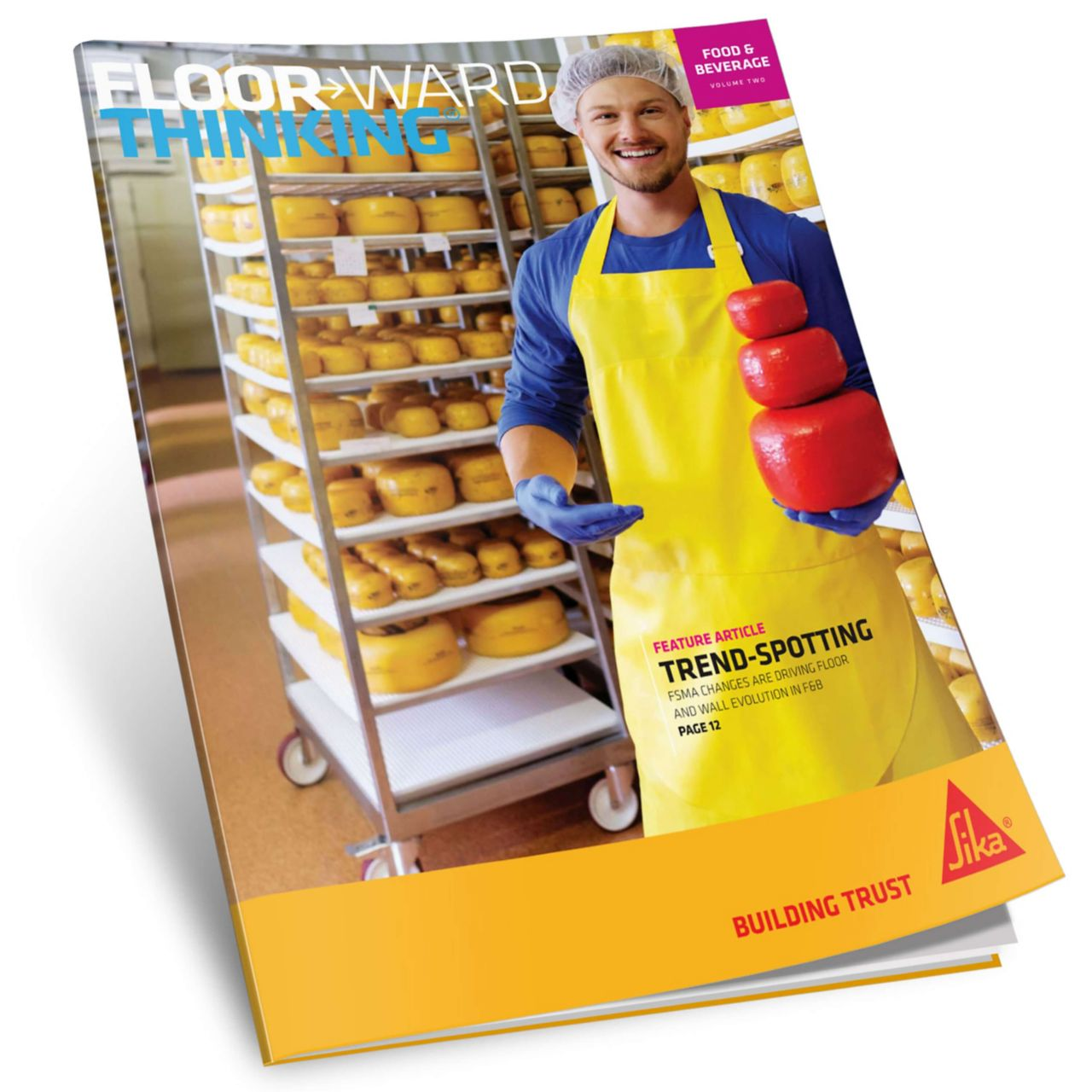 Flooring Food and Beverage Magazine