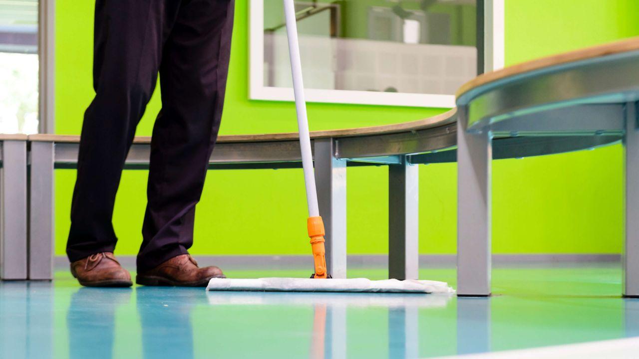 Maintenance of Epoxy Floors
