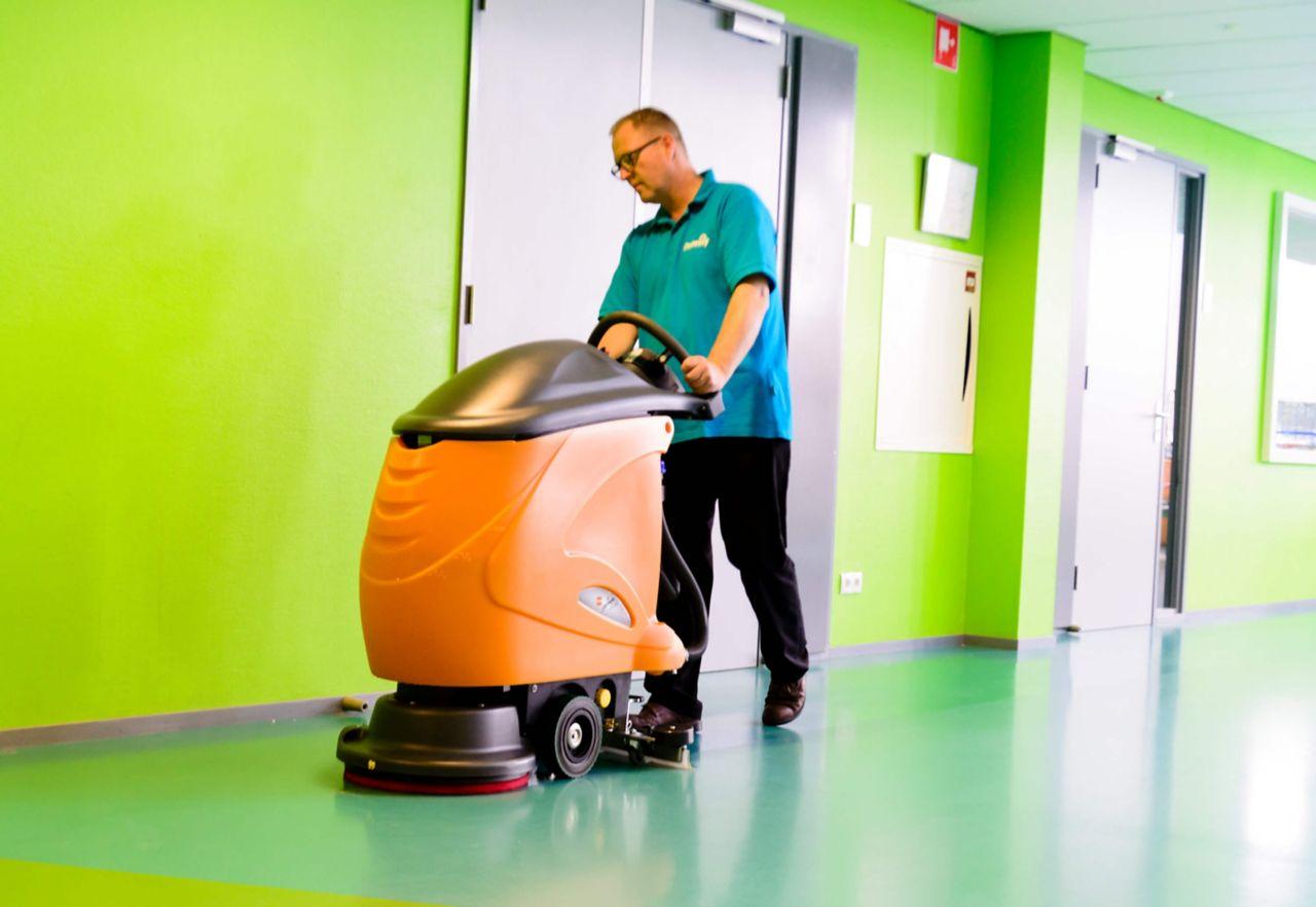 Epoxy Flooring Maintenance