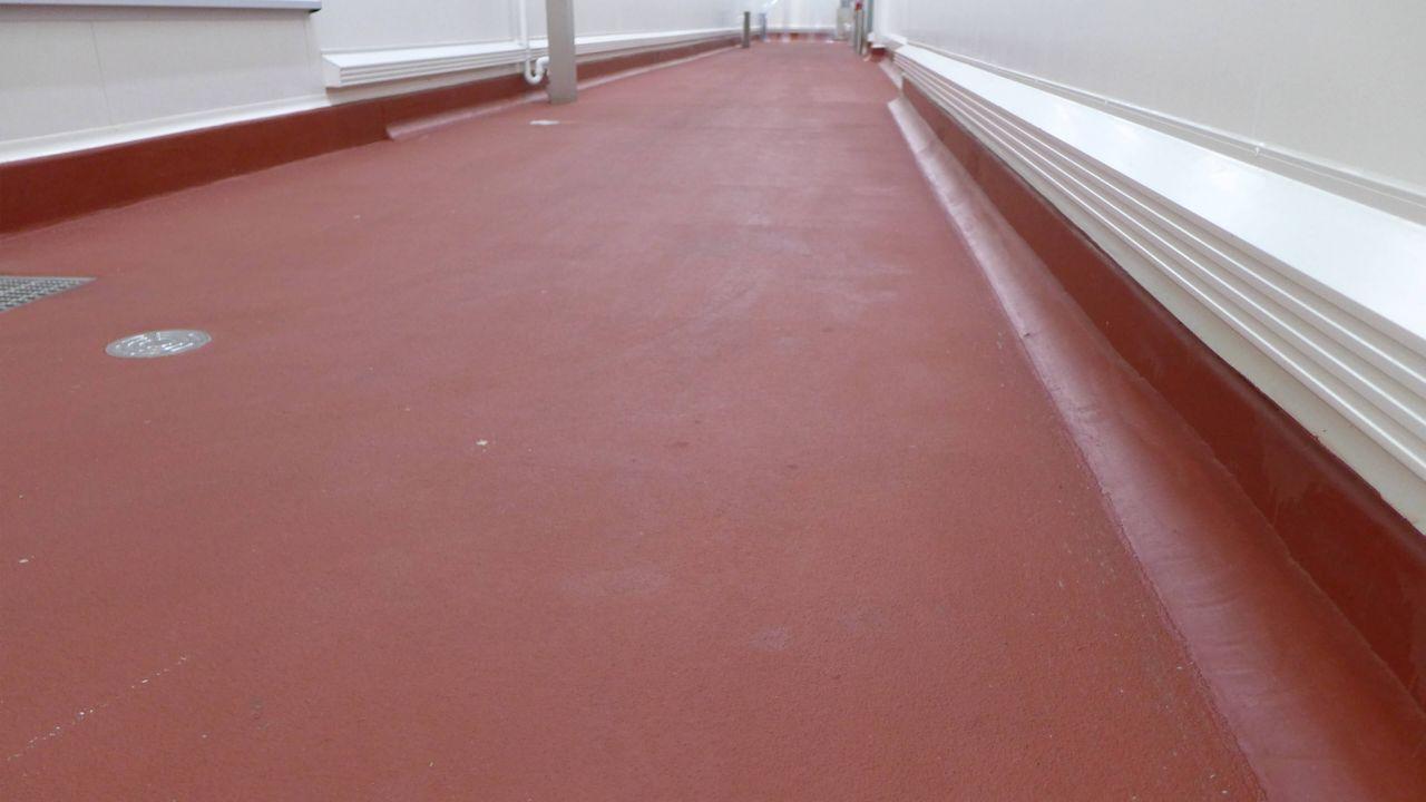 cove base purcem floor