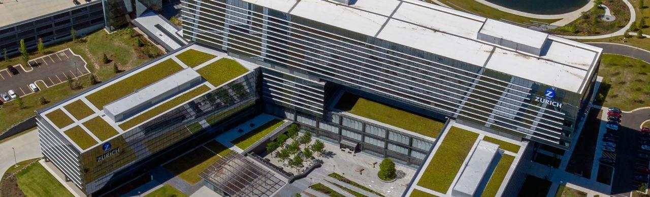 Zurich Headquarters Green Roof