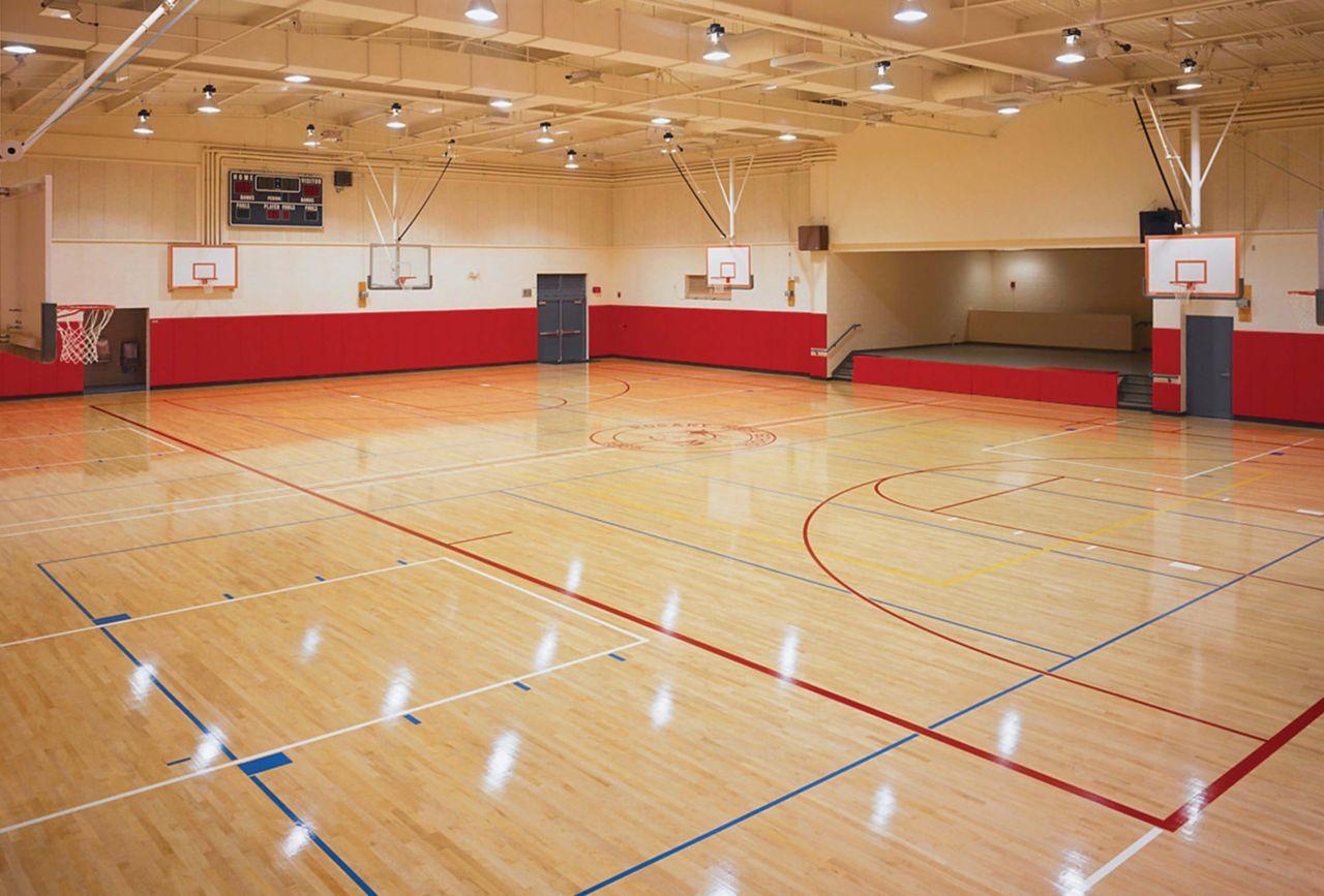 Sika Sport Flooring